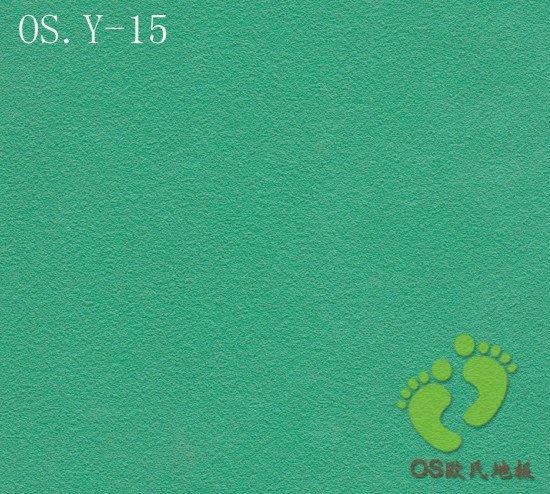 OS.Y-15羽毛球运动地胶