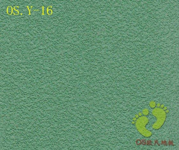 OS.Y-16羽毛球运动地胶